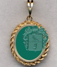 #87 with Green Onyx for Apple