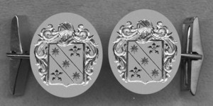 #42 Cuff Links for Drinnon