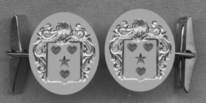 #42 Cuff Links for Valentine