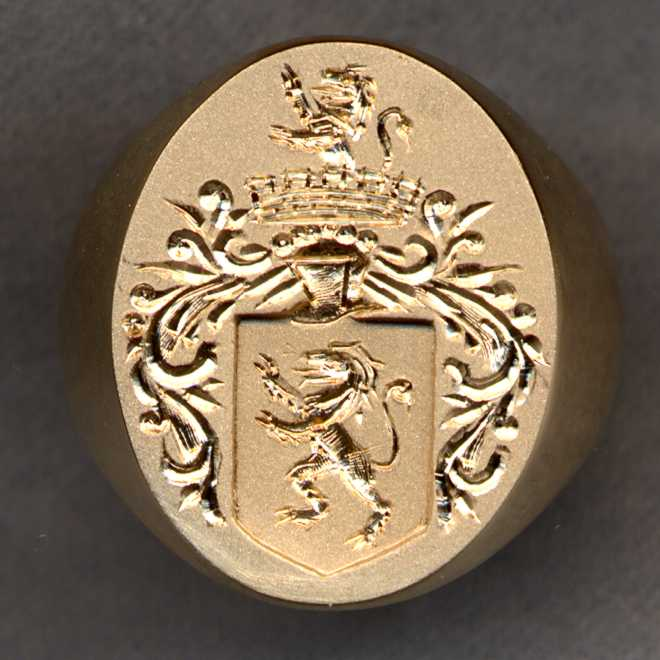 Crest And Signet Ring Designs