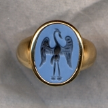 Mythological Ladies Ring by Heraldica Imports